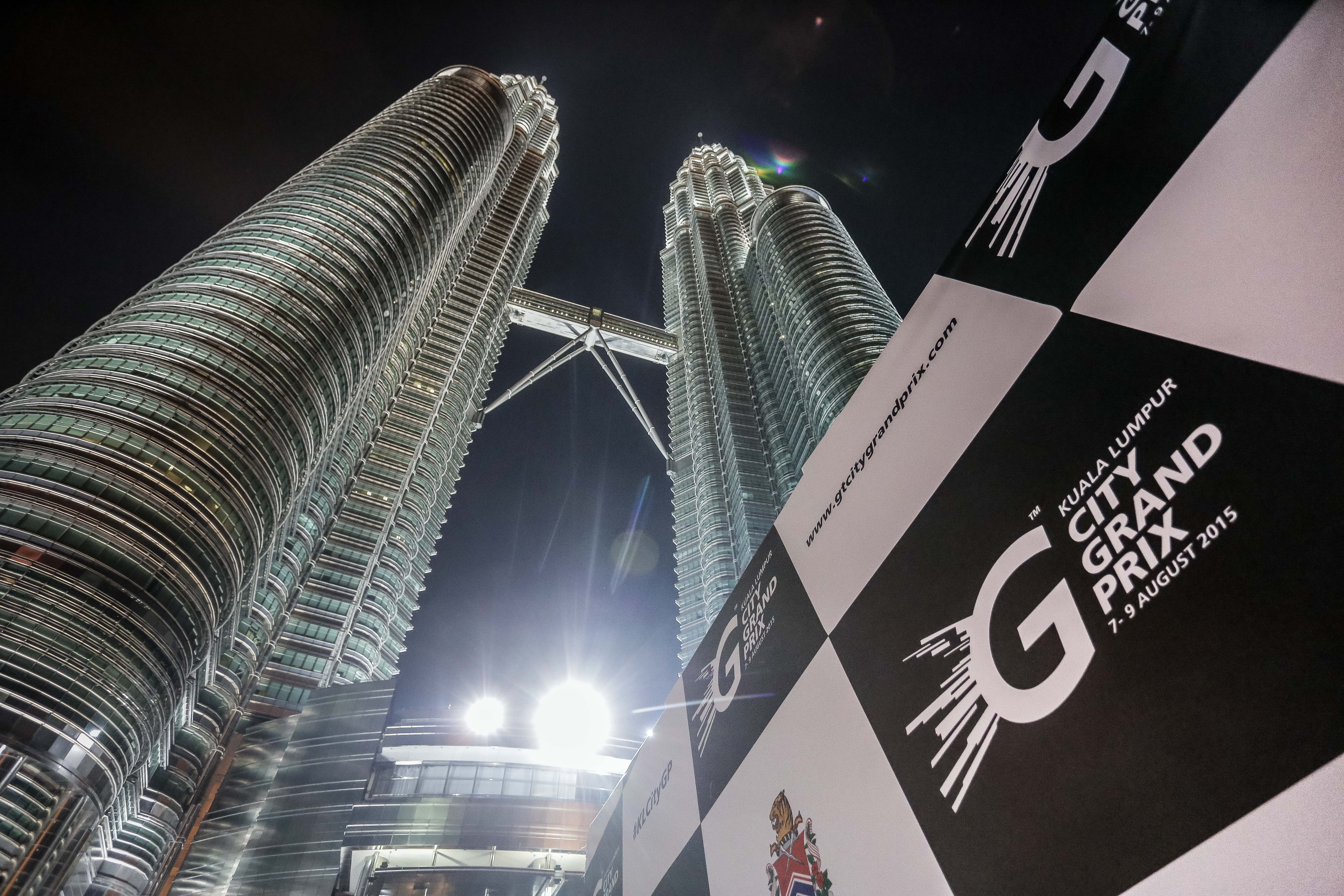 KL City Grand Prix: Nothing like circuit racing