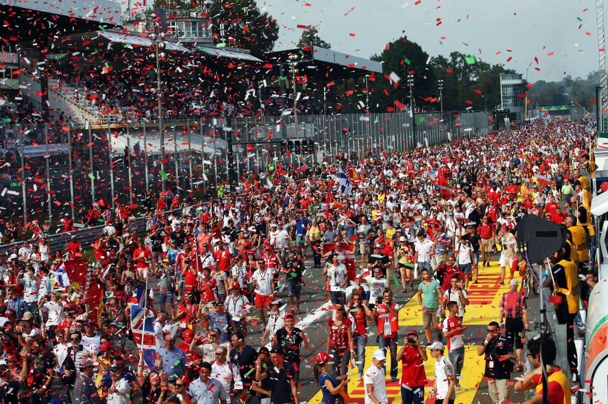 Monza Grand Prix Preview