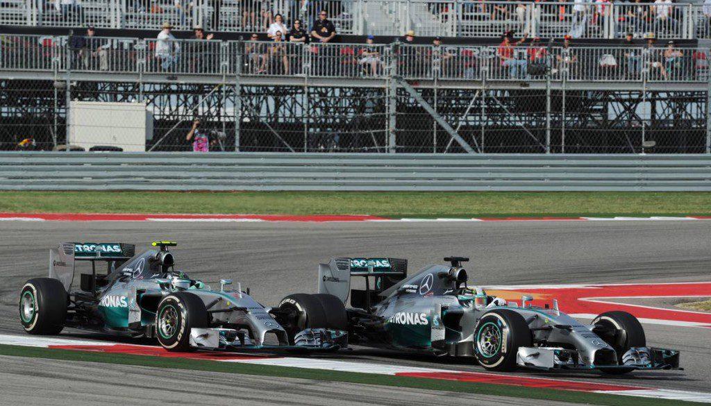 Formula One: USA Grand Prix Review