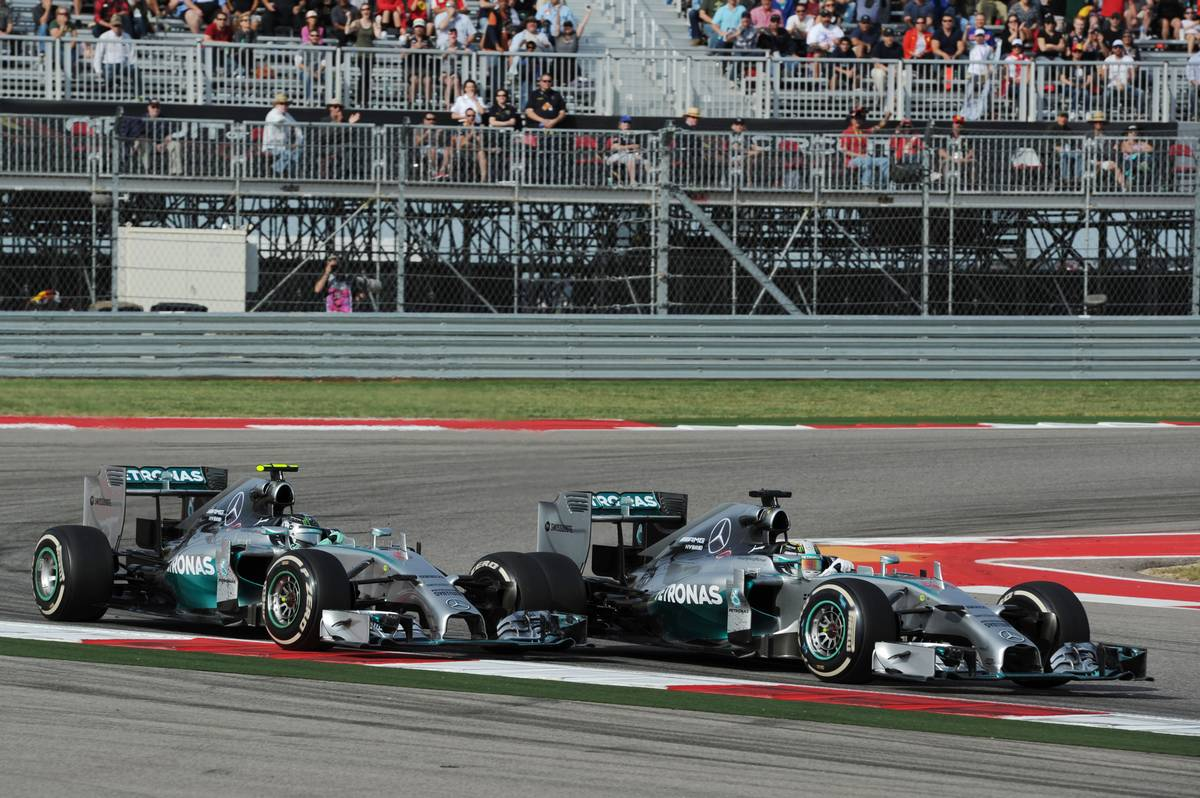 Formula One: USA Grand Prix Review