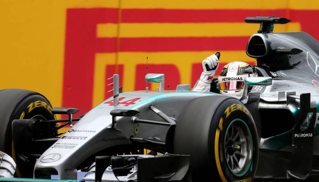 Russian Grand Prix Review