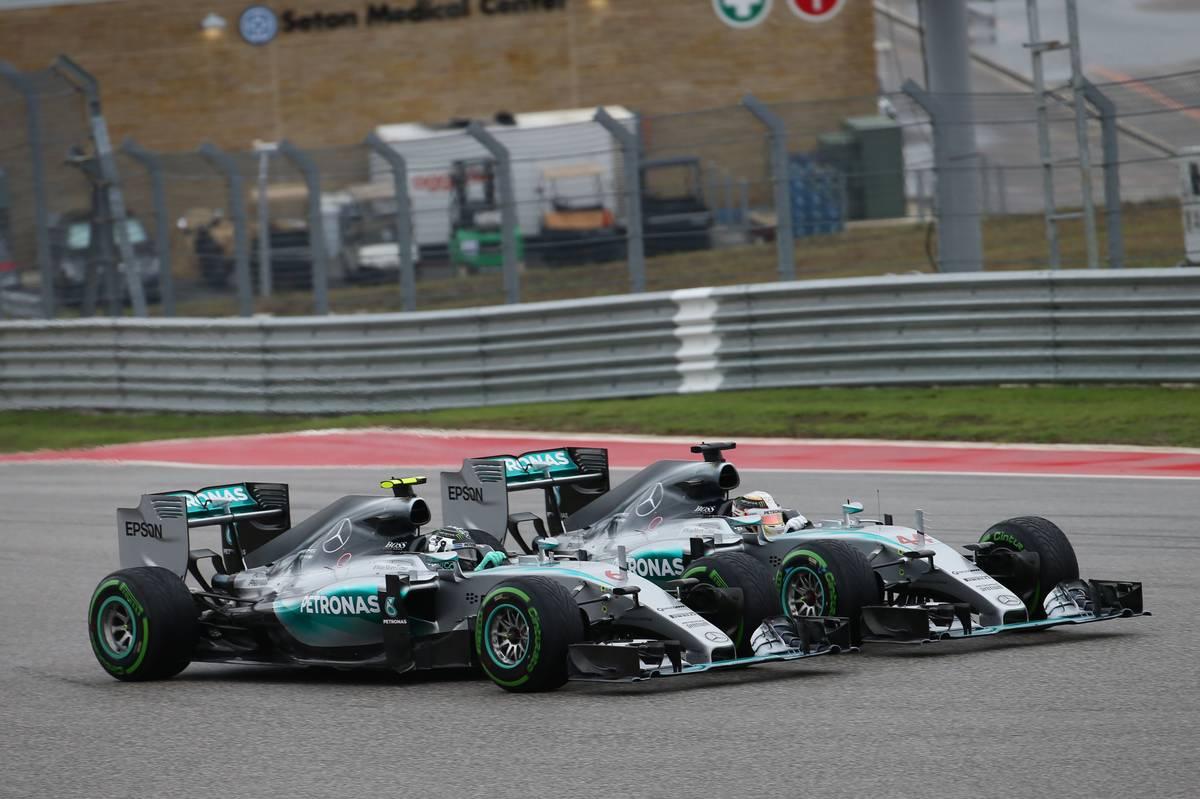 F1: USA Grand Prix Review