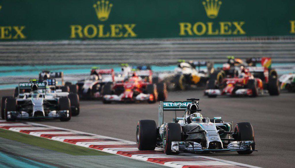 F1: Abu Dhabi Preview
