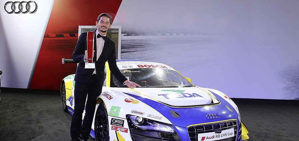 Champyoong: How I Clinched the 2015 Audi R8 LMS Cup for the Second Time in a row