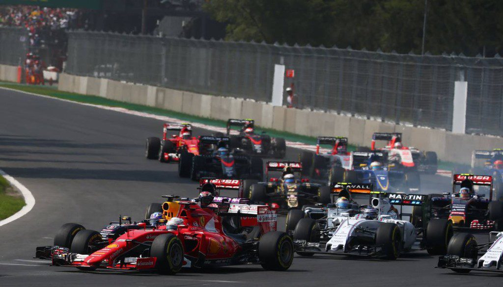 F1: Mexican Grand prix Review