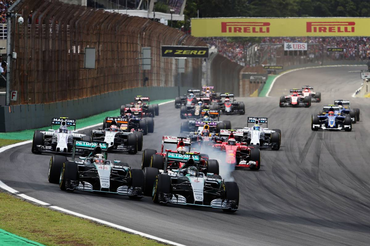 F1: Brazil Grand Prix Review