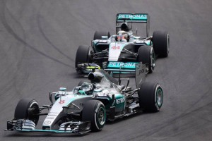 Motor Racing - Formula One World Championship - Brazilian Grand Prix - Race Day - Sao Paulo, Brazil