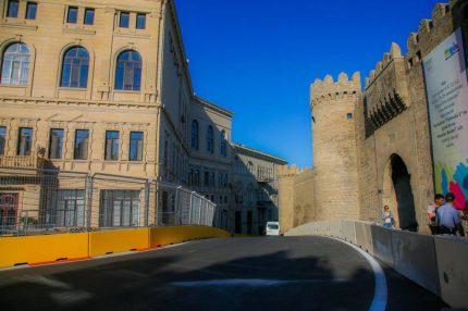 Motor Racing - Formula One World Championship - European Grand Prix - Preparation Day - Baku, Azerbaijan