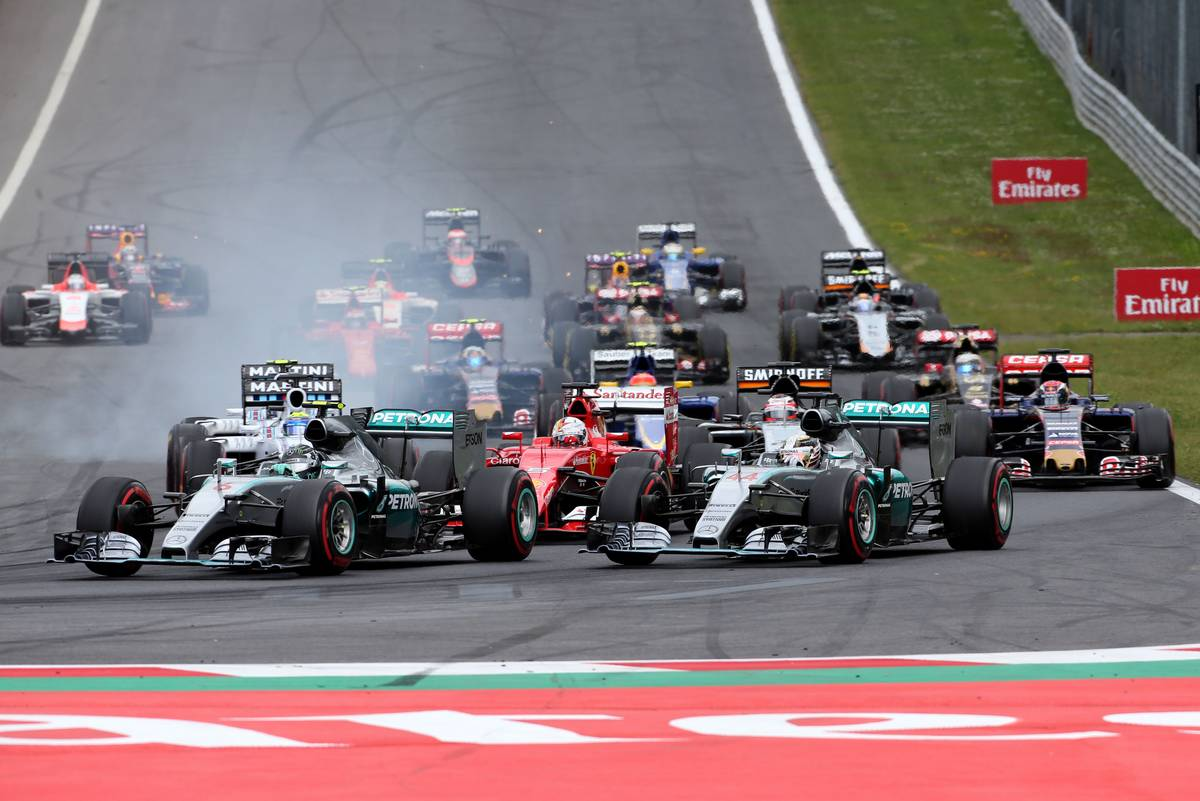 F1 Preview: Austrian Grand Prix