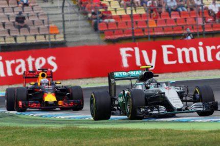 F1 Review: German Grand Prix