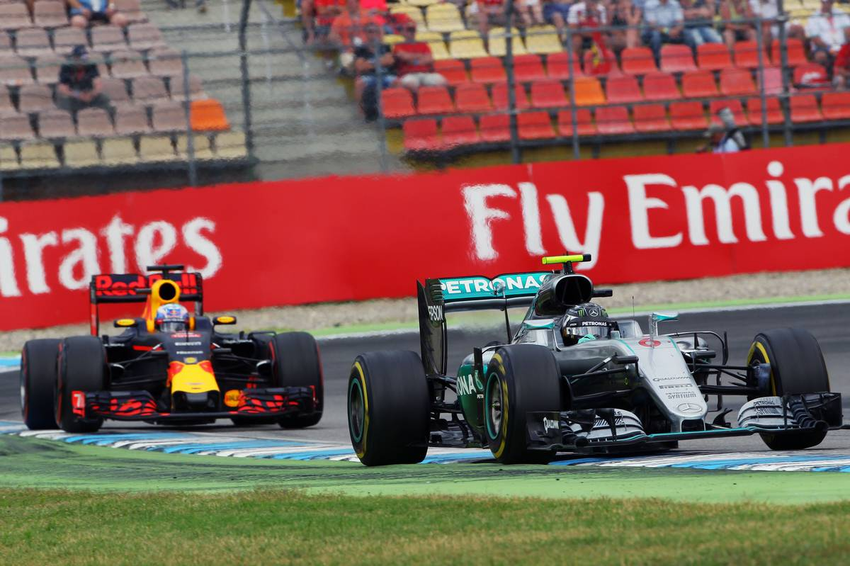 F1 Review: German Grand Prix