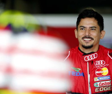 Hometown Hero Fighting for Championship Lead at Sepang