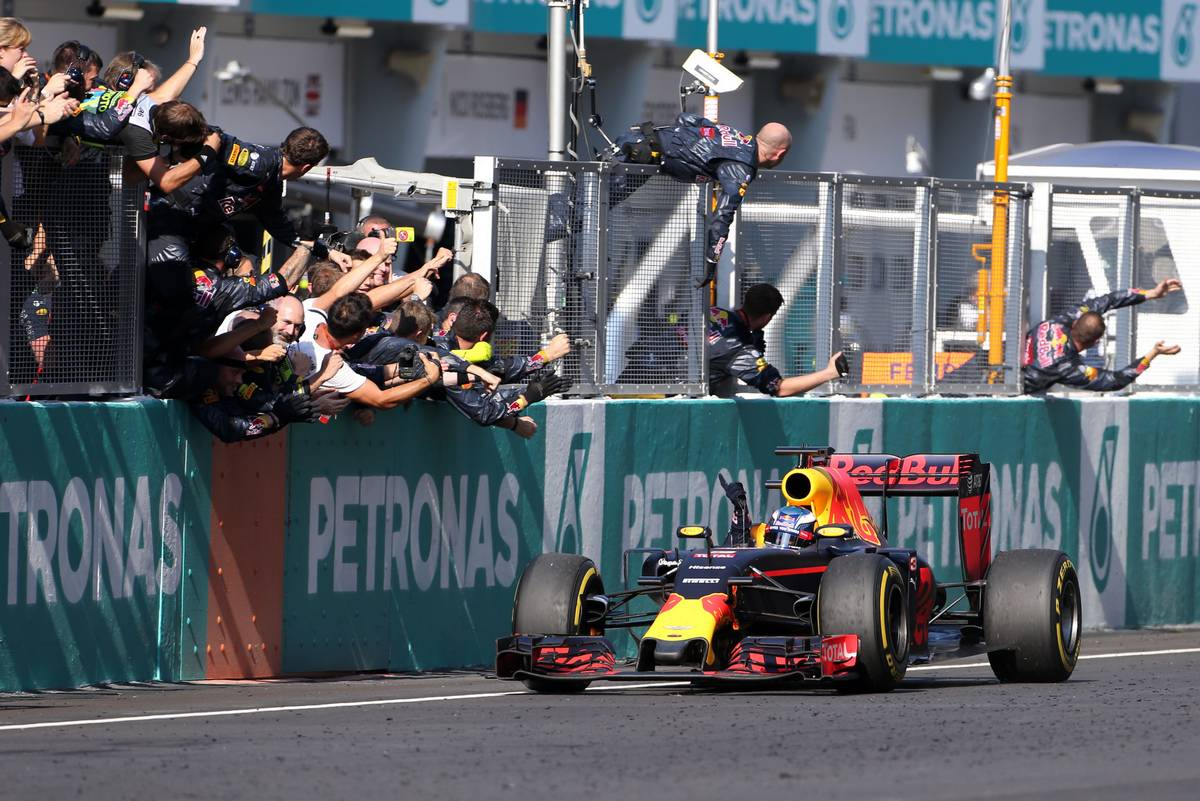 Daniel Ricciardo (AUS), Red Bull Racing