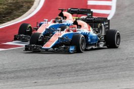 Motor Racing - Formula One World Championship - United States Grand Prix - Race Day - Austin, USA