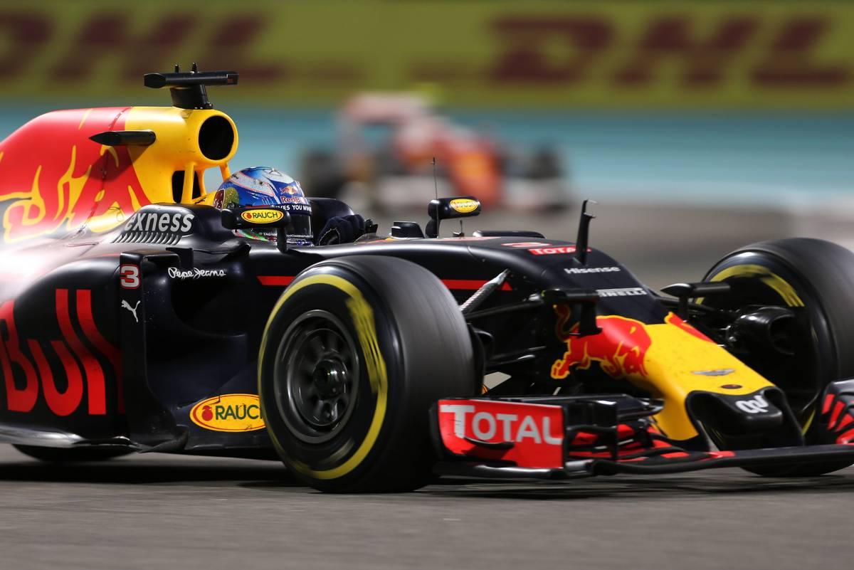 Daniel Ricciardo (AUS) Red Bull Racing.