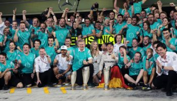 Abu Dhabi GP & the 2016 F1 World Champion