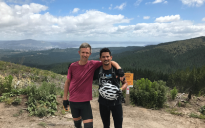 Alex to Endure 545km ride & 15,508 metres of elevation in NZ Bike Race