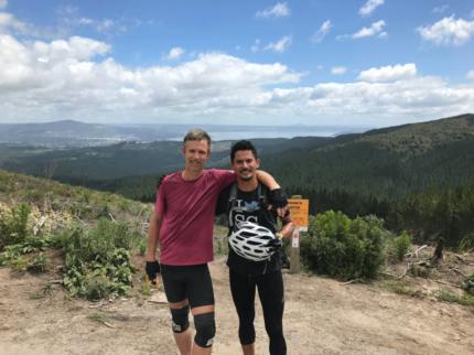 Alex to Endure 545km ride & 15,508 metres of elevation in NZ Bike Race