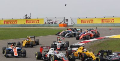 Chinese F1 Grand Prix Preview