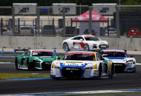 Audi R8 LMS Cup Thailand