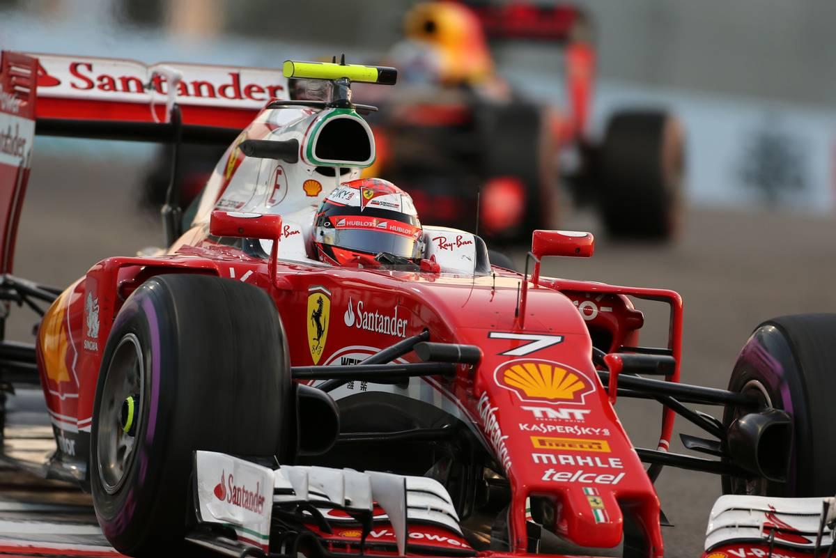 Kimi Raikkonen (FIN) Scuderia Ferrari
